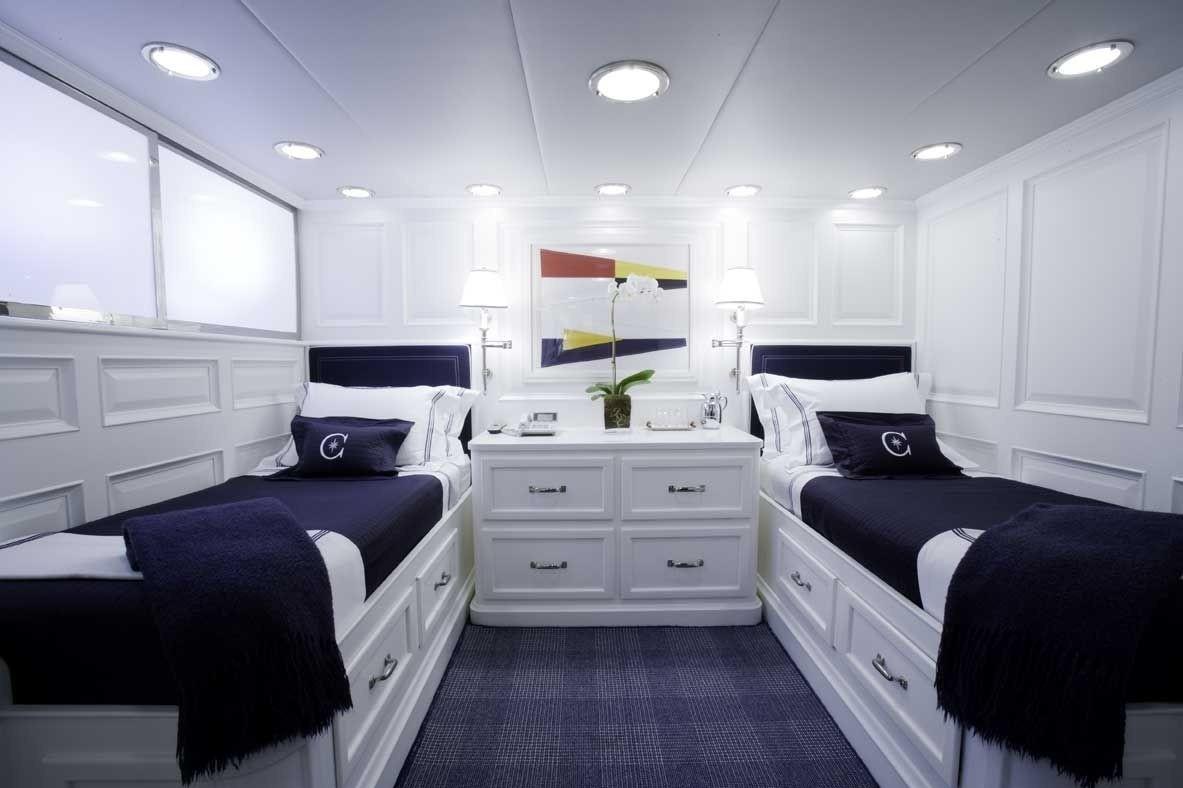 EXPLORA Yacht Charter Details Feadship CHARTERWORLD